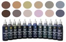 Zig Kurecolor Ink Gray Colors Set of 12