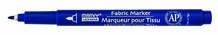 Marvy Fabric Marker, Fine 522-S