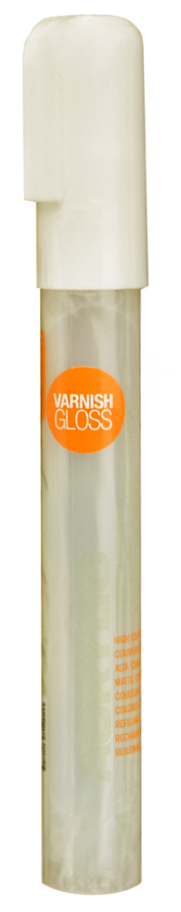 Montana ACRYLIC Varnish Gloss- 2mm Fine Tip Marker
