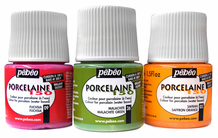 Pebeo Porcelaine 150 Paint - Semi-Transparent