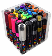 Posca PC-8K - Pack of 25 Colors
