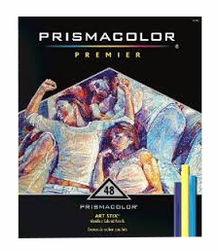 Prismacolor Art Stix Set of 48