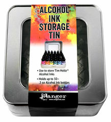 Ranger / Tim Holtz Alcohol Ink Storage Tin