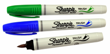 Sharpie Brush Tip Markers
