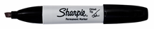 Sharpie Marker Chisel Point