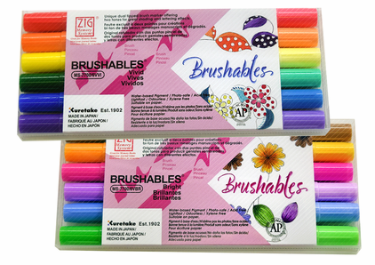 Zig Brushables Sets