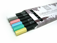 Zig Calligraphy Chalk Pastel Set of 6