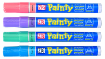 Zig Painty Marker Medium Tip- Pastel Set of 4