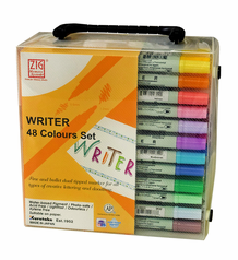 Zig Writer Set of 48