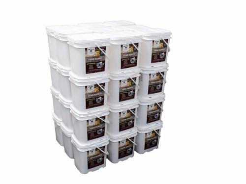 12 Month Food Supply (3 Day/Servings)