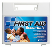 131 PIECE ALL PURPOSE FIRST AID KIT