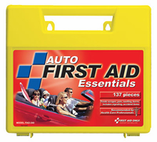 137 PIECE AUTO FIRST AID KIT