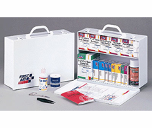 2 SHELF FIRST AID KIT  INDUSTRIAL