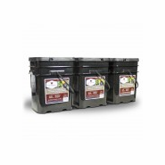 360 SERVING FREEZE DRIED VEGETABLES w/GOURMET FLAVORED SAUSE