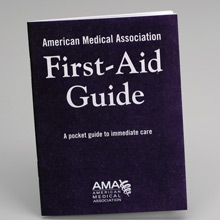 48 PAGE FIRST AID GUIDE