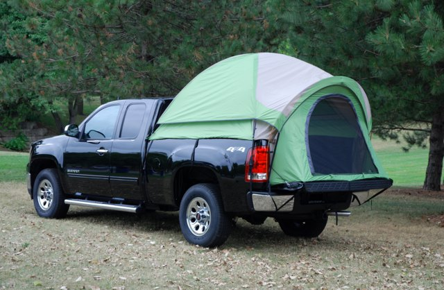 Backroadz Full Size Short Box Truck Tent