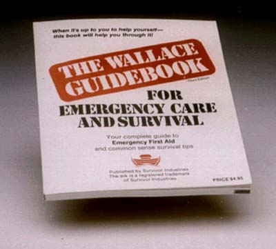 Emergency Care & Survival Book
