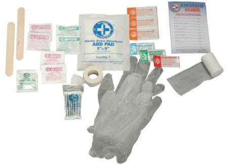 GUARDIAN  FIRST AID ESSENTIALS KIT