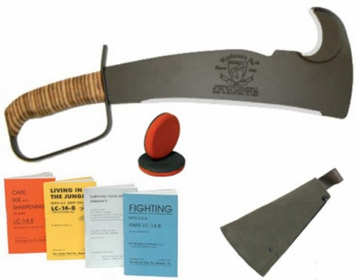 WOODMANS PAL MACHETE NOSTALGIA COLLECTION (Shipping Included)