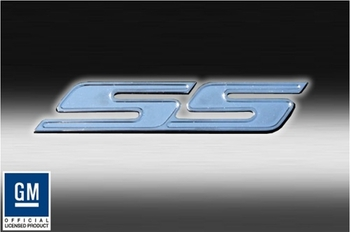 Camaro Letters SS & RS