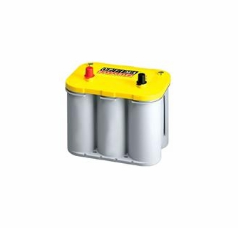 H2 Optima Yellow Top Deep Cycle Battery