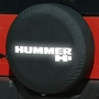 H3 Hummer Spare Tire Cover