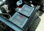 HPW Hummer H2 Stainless Steel Perforated Fuse Box Cover