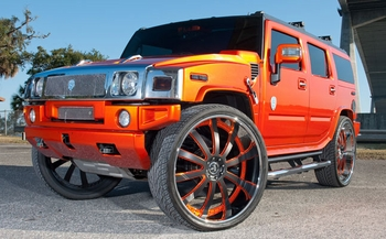 Hummer Featured Parts