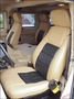 Hummer H1 4 Passenger Leather Seating Area
