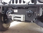 HUMMER H1 Hydraulic Winch Mount Package