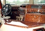 Hummer H1 Premium Madera Wood Dash Kit