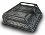 Hummer H1 Search & Rescue Center Console Rack