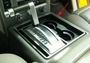 Hummer H2 Brushed Stainless Steel Center Console Shifter Surround ***FREE SHIPPING***