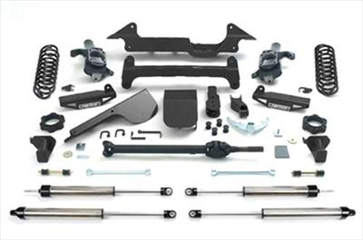 Hummer H2 Fabtech 6 inch Lift Kit W/ Dirt Logic Shocks