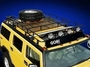 Hummer H2 GOBI Full Size Roof Rack W/Tire Carrier