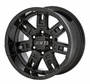 Hummer H2 Sidebiter Wheel By MT 17x9