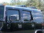 Hummer H2 Stainless Steel 8 Piece Top Side Trim Kit