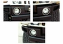 Hummer H2 Stainless Steel Driving Light Trim Rings ***FREE SHIPPING***