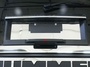 Hummer H2 Stainless Steel License Plate Accent Trim (1 Piece)