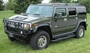 Hummer H2 & SUT Extra Wide Black Fender Flare Set ** FREE SHIPPING**