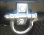 HUMMER H2 & SUT STAINLESS STEEL REAR TOW LOOPS