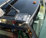 Hummer H2 & SUT Stainless Steel Roof Corner Light Guard Set