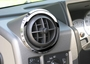 Hummer H2 & SUV Chrome Billet A/C Trim Rings SET