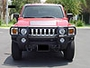 HUMMER H3 BLACK POWDER COATED & STAINLESS STEEL GRILL GUARD