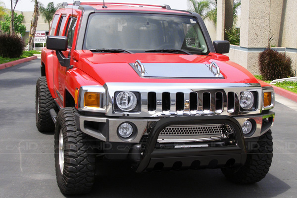 Hummer H3 Front Accessories
