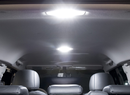 Hummer H3 Interior Leds Replacement Lights 06 09
