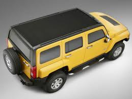 Hummer H3 Roof Accesories