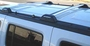 Hummer H3 Roof Rack Cross Bar Pair (SILVER)  FREE SHIPPING