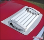 Hummer H3 SS Full Replacement Top Grille With Billet Hood Handles per set