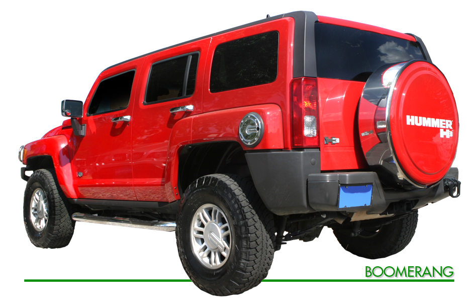 Hummer H3 Tire Cover W/Stainless Steel Ring & LOGO